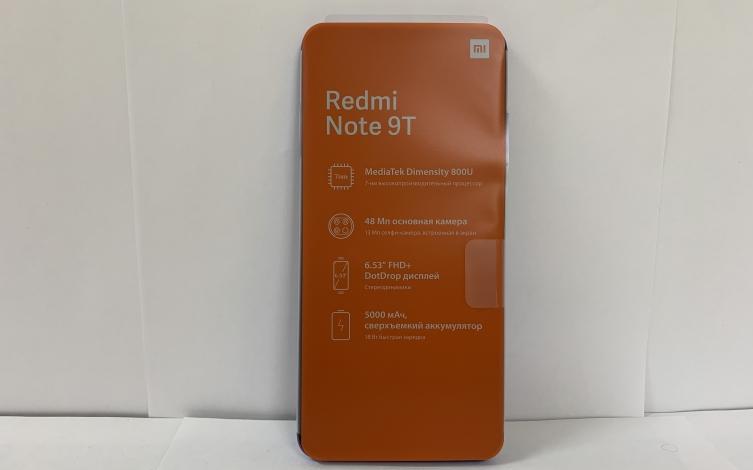 Смартфон Xiaomi Redmi Note 9T 4/128GB