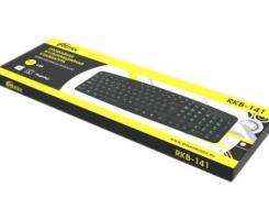 Проводная клавиатура Ritmix RKB-141