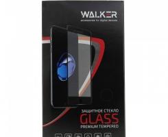 Стекло защитное на дисплей Samsung Galaxy S8 3D черное