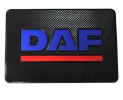 Противоскользящий коврик DAF черный