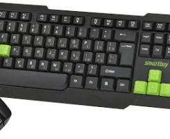 Smartbuy клавиатура + мышь ONE