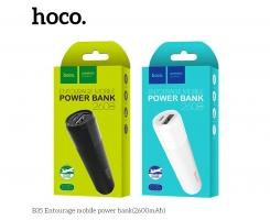 Внешнее ЗУ Power Bank HOCO B35 2600mAh черное