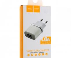 Сетевая зарядка Hoco C11 Smart