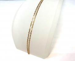 Цепь золотая (новая) 60 см