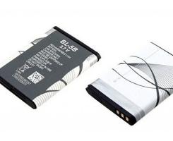 АКБ Nokia BL-5B 3230/5140/5200/6120