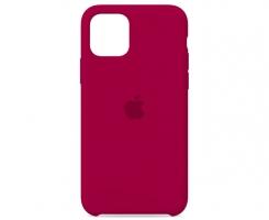 Бампер для iPhone 11 Pro Малиновый