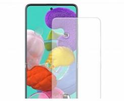 Защитное стекло Samsung A52 прозрачное