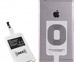 Зарядное устройство беспроводное iPhone Lightning