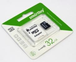 Flash карта MicroSD 32Gb