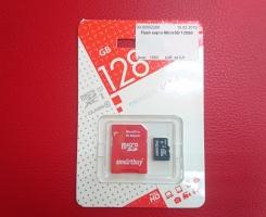 FLASH КАРТА MICRO SD 128Gb