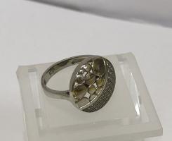 Кольцо серебряное 3,20