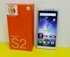 Смартфон Xiaomi Redmi S2 4/64GB Silver