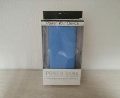 ВНЕШНЕЕ ЗУ POWER BANK PB9 9000MAH