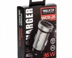 Кабель USB  WALKER C315 Type-CДлина: 1м  Предназначен для зарядки и передачи данных  Быстрая зарядка